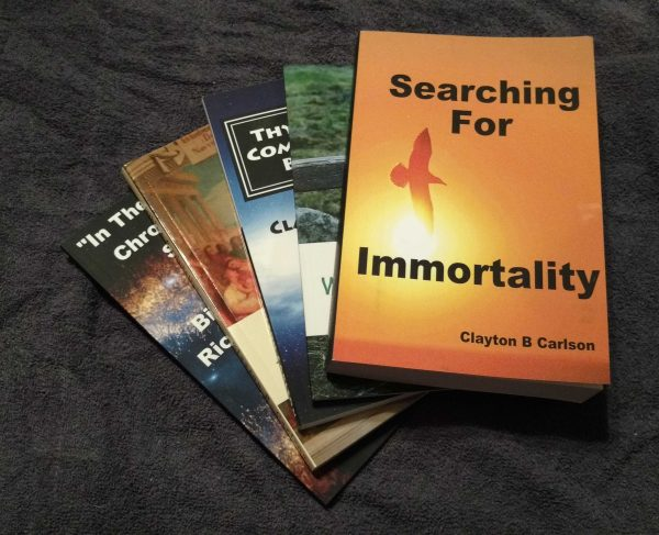 Books by Clayton Carlson